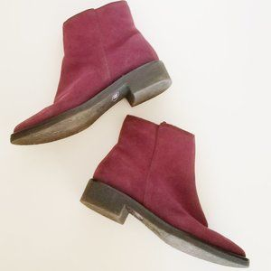 Suede Chelsea Boots (6M)